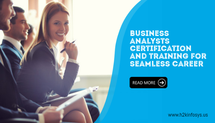 Business Analysts Certification and Training for Seamless Career