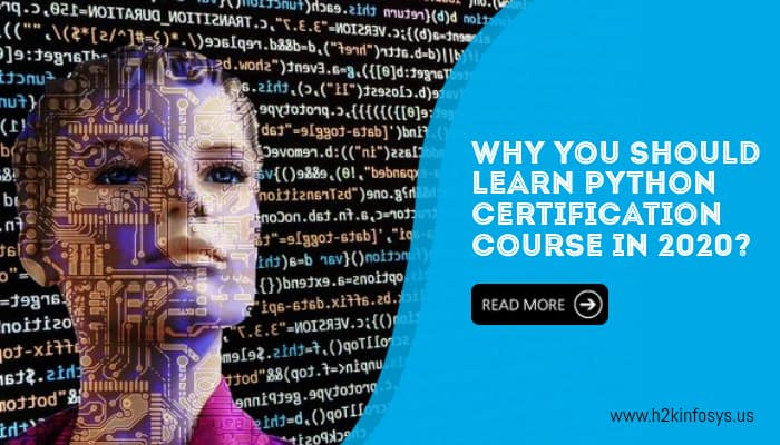 Why you should learn Python Certification Course in 2020?